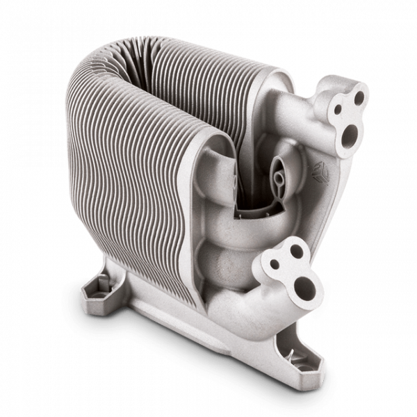 Stainless 3D Part Printed with Steel LaserForm 316L (B)
