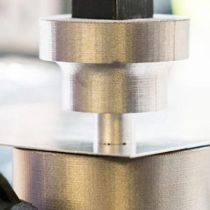 3D Printed A2 D2 Tool Steel Part