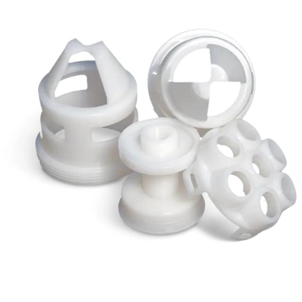 3D Printed Parts in Accura 55 (SLA)