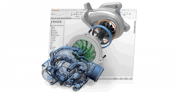 Geomagic for SOLIDWORKS Reverse Engineering Software