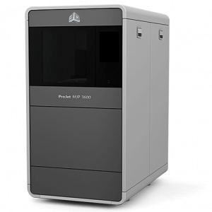 ProJet MJP 3600 3D Printer