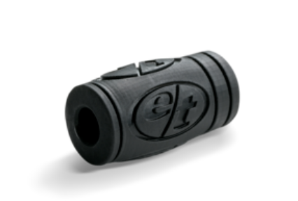 3D Printed part with Figure 4 ELAST-BLK 10