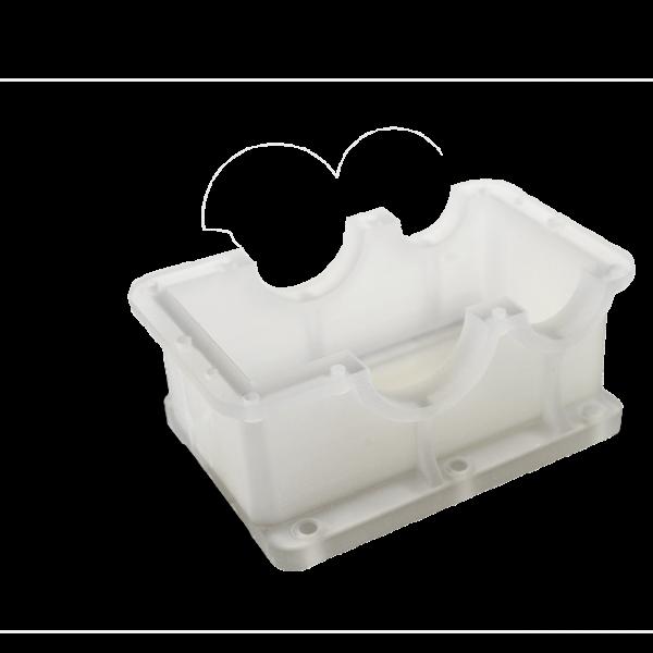 3D Part Printed with VisiJet M2R-CL (MJP)