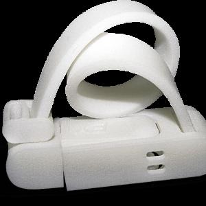 3D Part printed with DuraForm EX Natural (SLS)