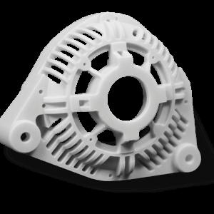 3D Printed part with DuraForm ProX HST Composite (SLS)
