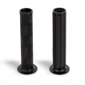 3D Printed Part with Figure 4 RUBBER-65A BLK