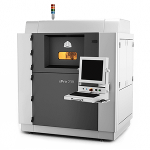 sPro 230 3D Printer