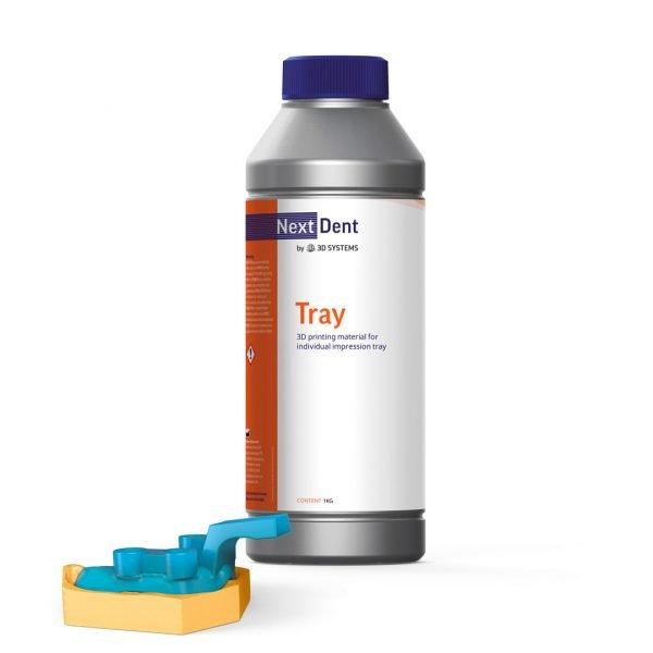 NextDent Tray Bottle and Tray